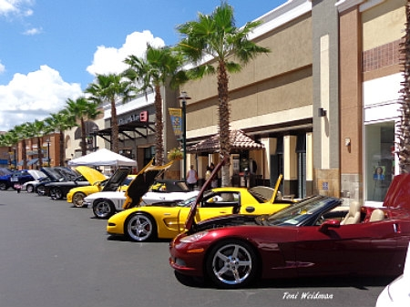 Car Show At Shops At Wiregrass