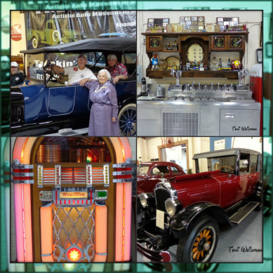 Cook's Antique Museum CARnival 2016