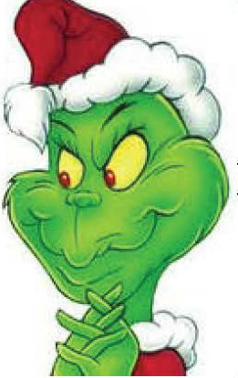 How The Grinch Saved Christmas 2016