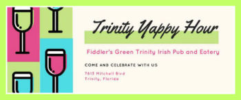 Yappy Hour-Fiddlers Green-Trinity FL