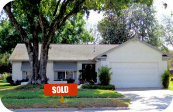 Fairway Springs Home Sold-New Port Richey
