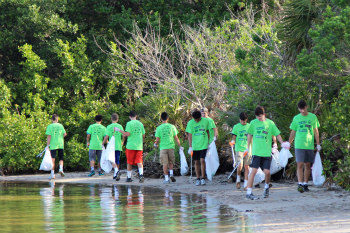 Coastal Cleanup Pasco County